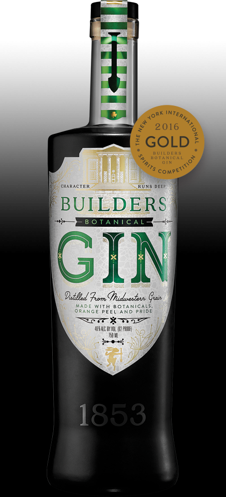 Builder's Botanical Gin