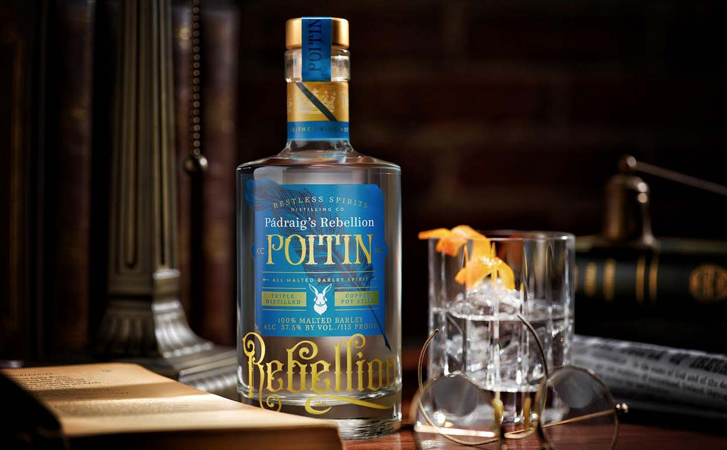 Pádraig's Rebellion Poitin