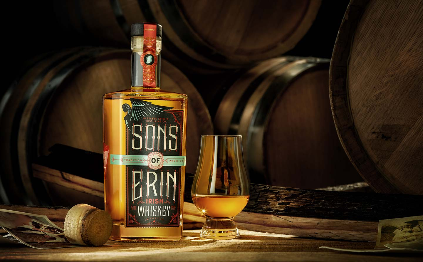 Sons of Erin Irish Whiskey
